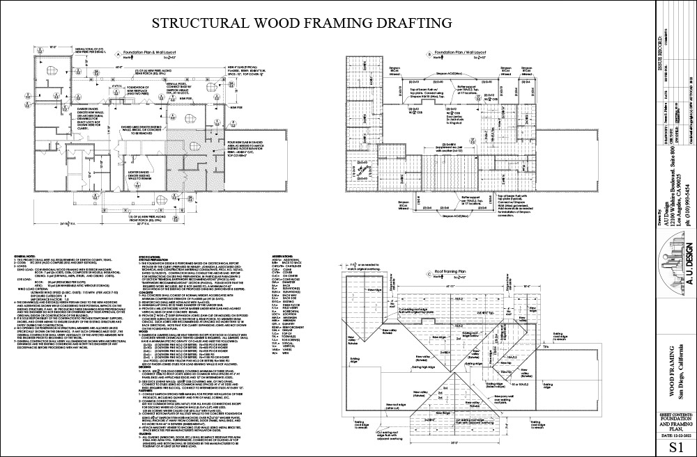 Structural Mechanical Drafting